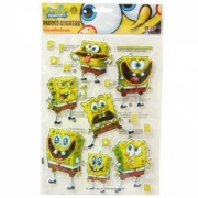 Spongebob Squarepants Padded Sticker Wall Decoration