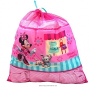 Disney Minnie Mouse School Drawstring