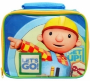 Bob The Builder School Premium Lunch Bag Insulated