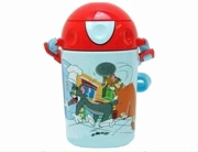 Tom and Jerry Dome Pop Up Bottle