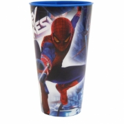 Spiderman 4 'Spidey Strikes' Glass