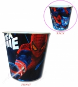 Spiderman 'The Amazing' Stick with Me Waste Bin