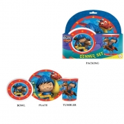 Mike The Knight Dinner Set