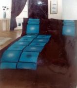 Dreamscene Cosmic Bumper Set Bedding King Duvet Cover