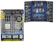 Doctor Who 'The Eleven Doctors Micro Figure Set' Collectable