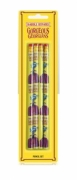 Horrible Histories 'Goegeous Georgians' 4 Pack Pencil Stationery