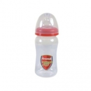 Arsenal Fc Football Feeding Bottle Official From Zero Month 250ml 0m+ Baby Care