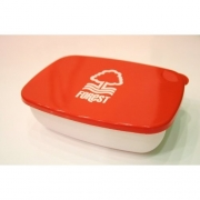Nottingham Forest Fc Football Sandwich Box Official Lunch