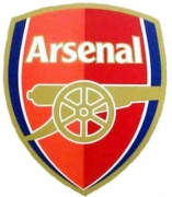 Arsenal Fc Football Mouse Mat Official Computer Accessories