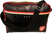 Arsenal Fc Leather Football Laptop Bag Official Computer Accessories