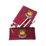 West Ham Fc Football Stationery Set Official
