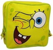 Spongebob Sqaure Wink School Bag Rucksack Backpack