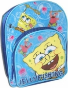 Spongebob Jelly Fishing School Bag Rucksack Backpack