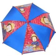 Fireman Sam Neeh Naah School Rain Brolly Umbrella