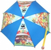 Noddy School Rain Brolly Umbrella