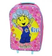 Fifi School Travel Trolley Roller Wheeled Bag