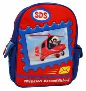 Postman Pat 'Mission Accomplished' School Bag Rucksack Backpack