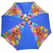 Mr Men Crew School Rain Brolly Umbrella