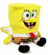 Spongebob Plush School Bag Rucksack Backpack