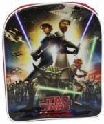 Star Wars Plain Front School Bag Rucksack Backpack