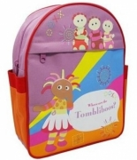 In The Night Garden Tombliboos School Bag Rucksack Backpack