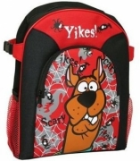 Scooby Yikes School Bag Rucksack Backpack