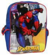 Spiderman Sense School Bag Rucksack Backpack