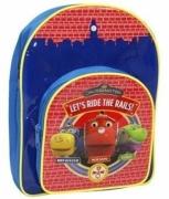 Chuggington Ride The Rails School Bag Rucksack Backpack