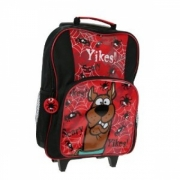 Scooby Doo School Travel Trolley Roller Wheeled Bag