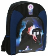 Dr Who Public Call 11th School Bag Rucksack Backpack