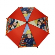 Fireman Sam School Rain Brolly Umbrella