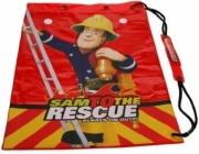Fireman Sam To The Rescue School Swim Bag