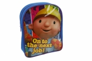 Bob The Builder on To Next Job School Bag Rucksack Backpack