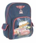 Disney Cars Lightning Mcqueen 3 Time Piston Champion School Bag Rucksack Backpack