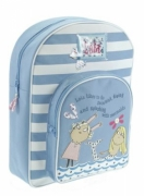 Charlie and Lola Sweet Pea School Bag Rucksack Backpack