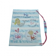 Charlie and Lola Pvc School Swim Bag