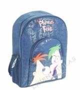Disney Phineas Ferb School Bag Rucksack Backpack
