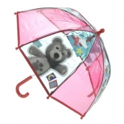 Little Charley Bear 'Dome' School Rain Brolly Umbrella