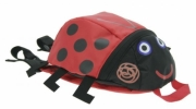 Ben & Holly 'Ladybird' School Bag Rucksack Backpack