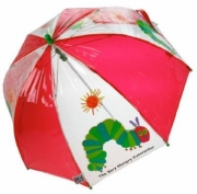 Very Hungry Caterpillar 'Dome' School Rain Brolly Umbrella