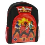 Power Rangers 'Samurai' School Bag Rucksack Backpack