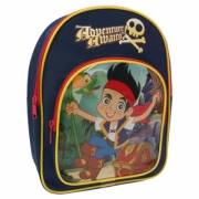 Disney Jake and The Never Land Pirates 'Adventure Awaits' School Bag Rucksack Backpack