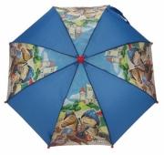 Mike The Knight 'Be a Do It Right' School Rain Brolly Umbrella