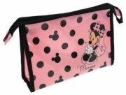 Disney Minnie Mouse 'Pink' School Washbag