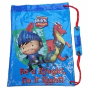 Mike The Knight School Swim Bag
