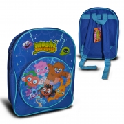Moshi Monsters Pvc Front School Bag Rucksack Backpack