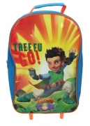Tree Fu Tom 'Tree Go' School Travel Trolley Roller Wheeled Bag