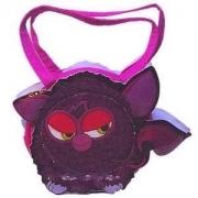 Furby Novalty Pvc Shaped School Hand Bag