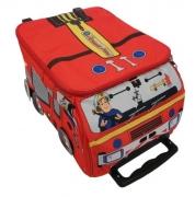 Fireman Sam School Luggage Bag