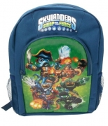 Skylanders 'Swap Force' Pvc Front Pocket School Bag Rucksack Backpack